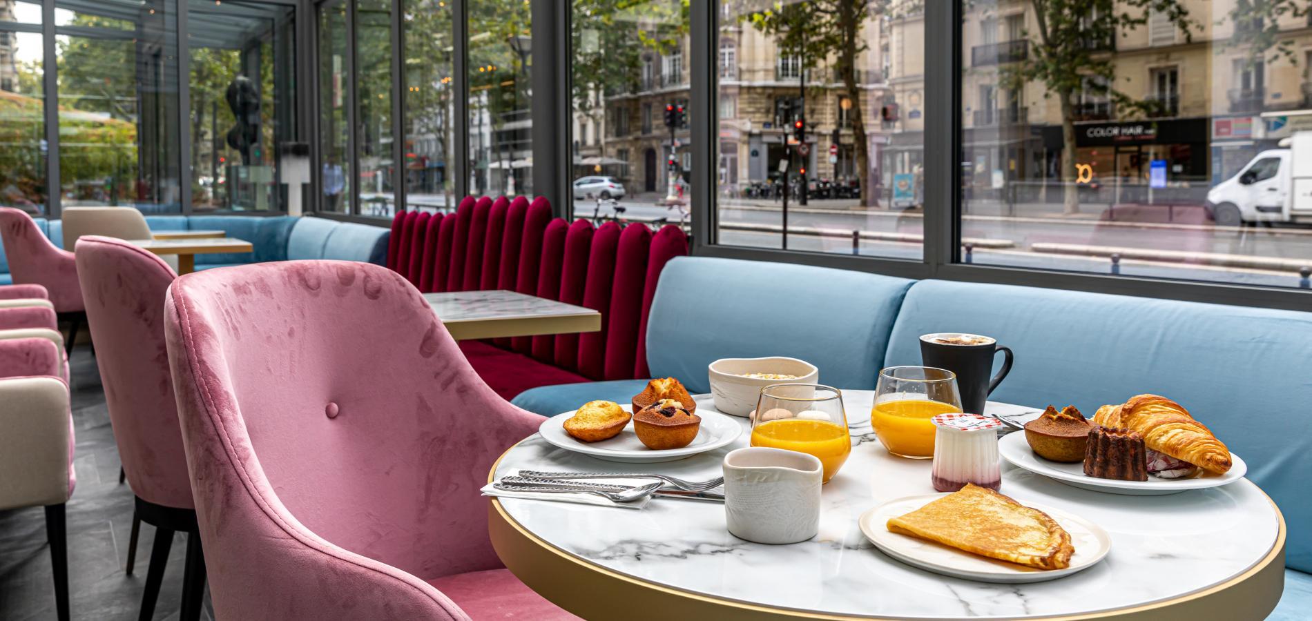 Hôtel Nude Paris - Offres